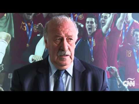 ¿Qué jugador conectó más con Vicente del Bosque?