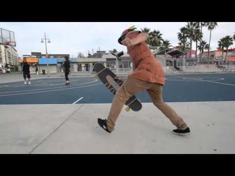 Trick tips: 360 hand shove-it (Aerograb)
