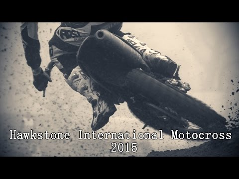 Hawkstone International Motocross 2015 video