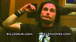 Cradle of Filth interviw with Dani Filth