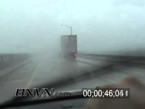 Hurricane Ivan Video, 9/15/2004 Part 1