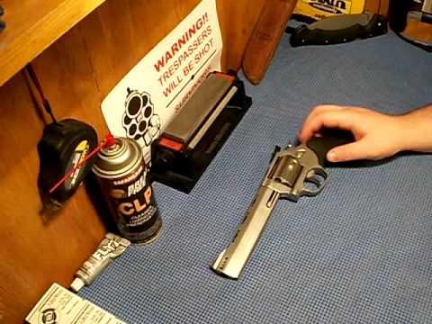 taurus 44 mag tracker revolver