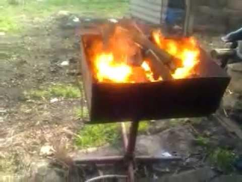 Как быстро разжечь костер для приготовления шашлыка