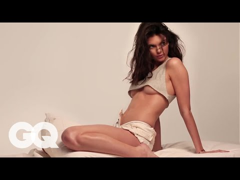 Kendall Jenner's Sexy Gq Shoot video