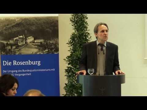 3. Prof. Dr. Henke - Über die Kommission zum Bundesnachrichtendienst/ Bundeskanzleramt