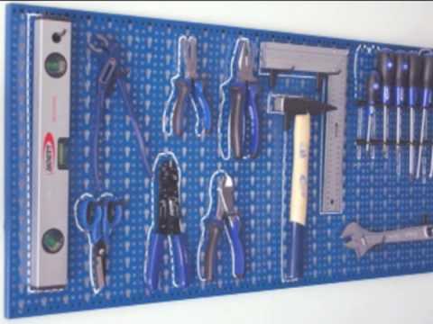 Pannello porta utensili fai da te bricoportale il - Porta attrezzi giardino fai da te ...