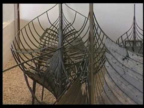 Viking Ships - Oseberg and Gokstad ships