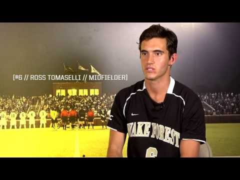 Every Wake Forest men's soccer player knows that if he wants to represent the university on the field, he will have to Earn the Jersey.