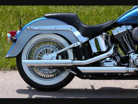 2007 Harley Davidson Heritage Softail Custom Video