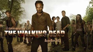 22 Curiosidades de The Walking Dead 2015