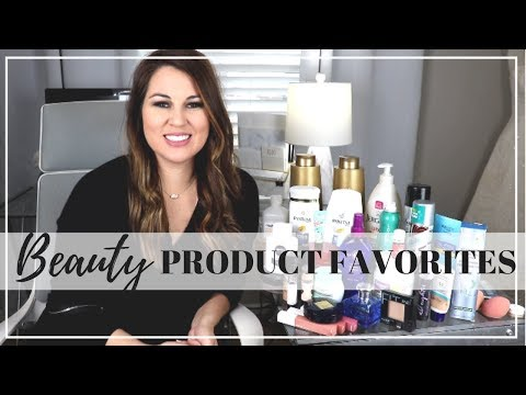 BEST BEAUTY PRODUCTS 2019 | HIGH END & LOW END | MY BEAUTY PRODUCTS