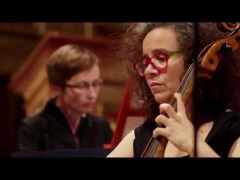 Bach: Orchestral Suite No. 2 In B Minor BWV 1067 (Badinerie) | Anna Besson, Kore Orchestra
