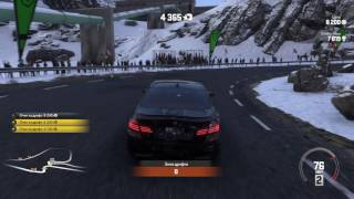 DRIVECLUB™ bmw m5 drift