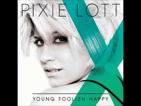 Pixie Lott - We Just Go On [Young Foolish Happy - Track 14]