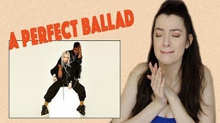 LOVELY- BILLIE EILISH & KHALID REACTION