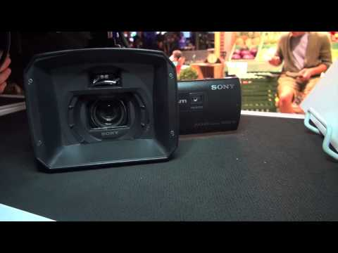 NAB 2012  - Sony HXR-NX30