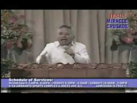 Jesus Miracle Crusade International Ministry Jmcim 3 (higher Quality) video