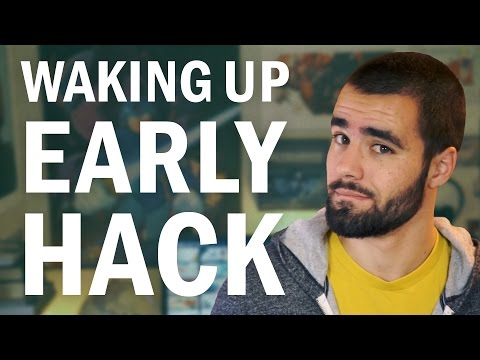 My Hack for Waking Up at 6 A.M. Every Day - College Info Geek