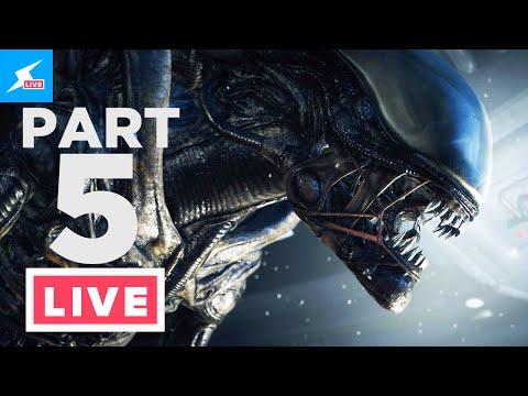 Alien: Isolation - Part 5 - Zippity Zoppity Bi**h (Craig & Shaun)