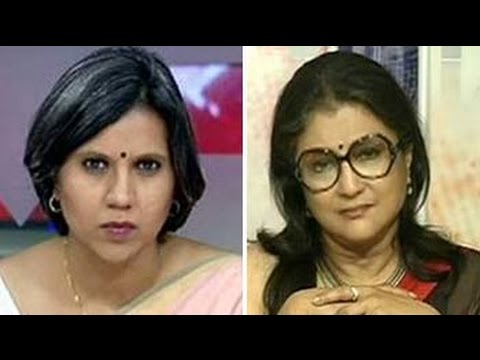 NDTV exclusive - Aparna Sen on her role in Saradha