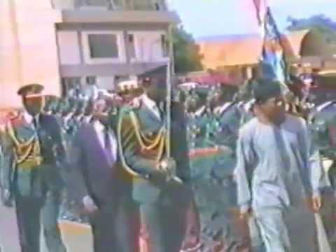 1990 ECOWAS SUMMIT IN BANJUL