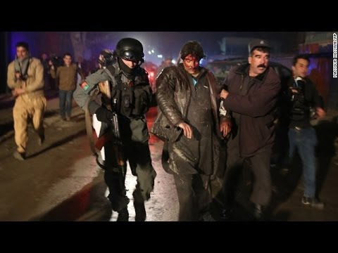 Paki-ISI's Bomber Kills 21 Including 13 Foreigners in Kabul's Lebanese Restaurant Attack
