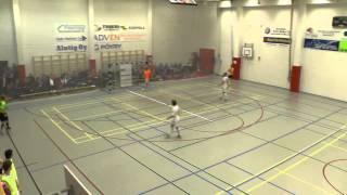 Sievi Futsal - GFT 9.11.2014 (Maalikooste)