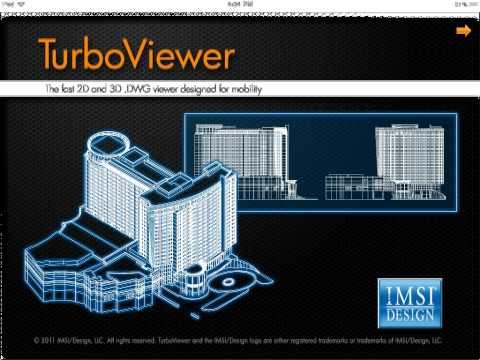 TurboViewer Open DWG