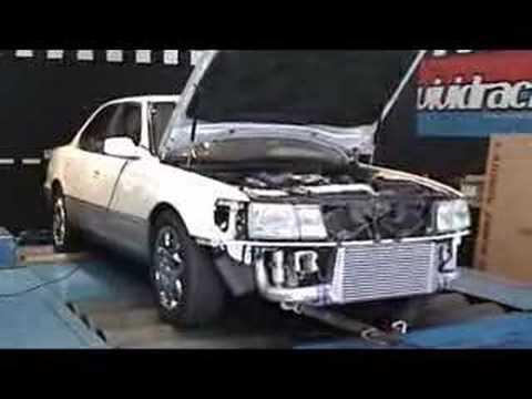 Turbo Lexus Ls400