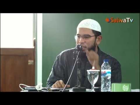Merayakan Cinta Bersamamu - Ustadz Muhammad Nuzul Dzikri.Lc