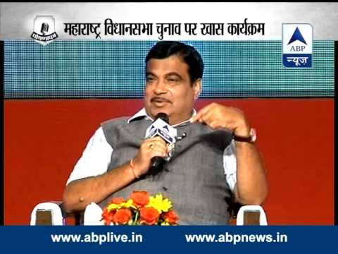 Will not become CM: Nitin Gadkari in #GhoshanaPatra
