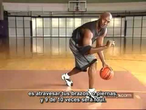 Basketball Tutorial - Crossover Shot (subtítulos