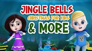 Jingle Bells - Christmas for Kids & More Nursery Rhymes & Kids Cartoons