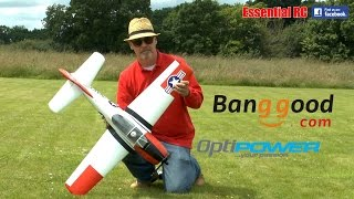 Eleven Hobby T-28D Trojan (Banggood.COM): ESSENTIAL RC FLIGHT TEST