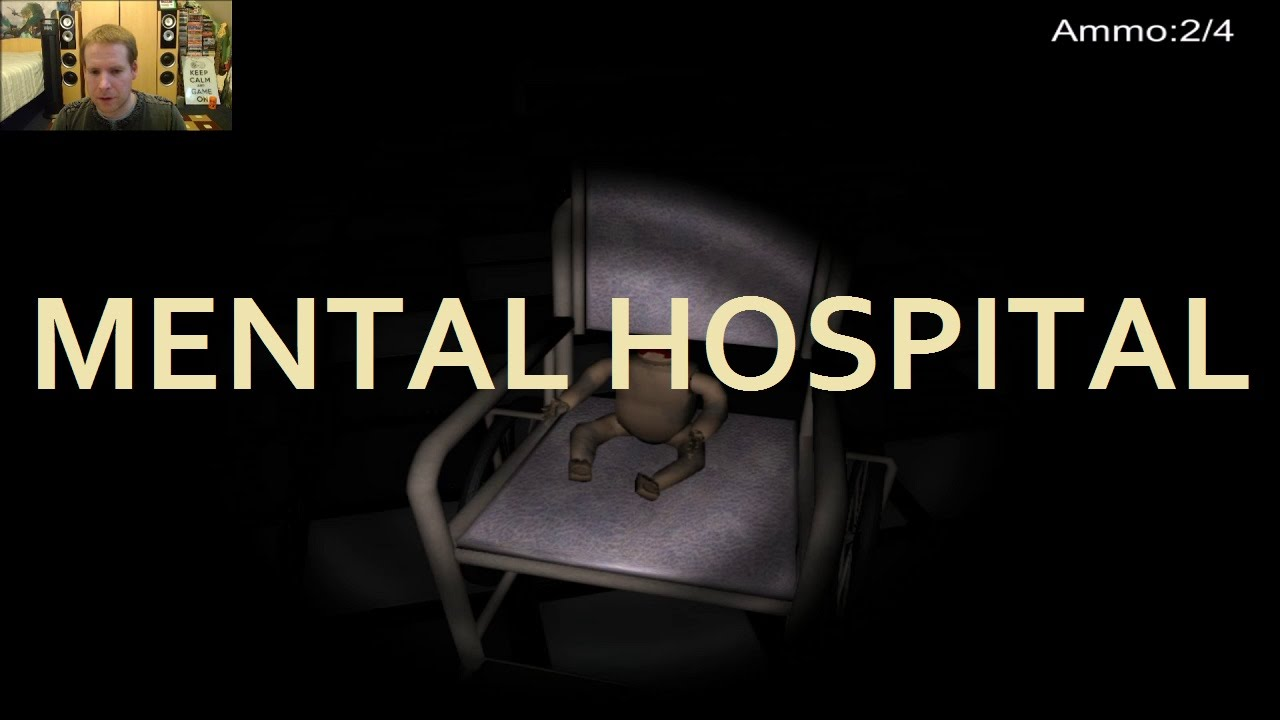 Mental hospital horror game one hospital you would never want to visit