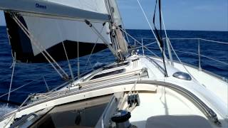 Bavaria 34 - s/y Cheers in some breeze