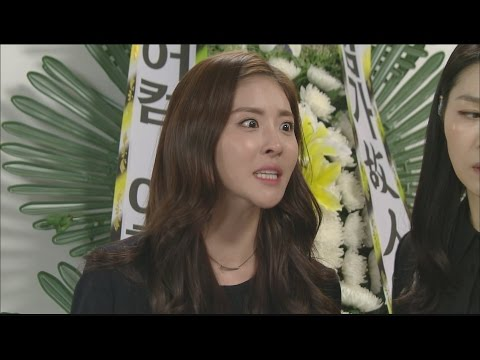 [The Great Wives] 위대한 조강지처 77회 - Yesol,visit Funeral'speak Roughly'Sung-yeon'cry' 20151001