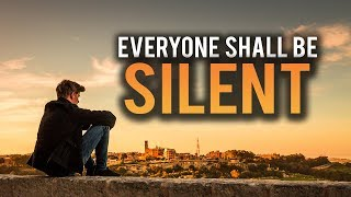 ALLAH WILL NOT LET ANYONE SPEAK (POWERFUL VIDEO)