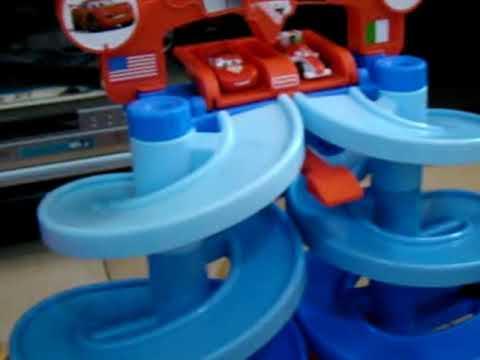 Cars 1 y 2 juguetes