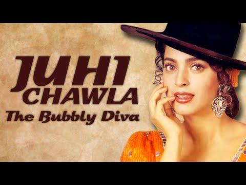 100 Years Of Bollywood - Juhi Chawla - The Bubbly Diva
