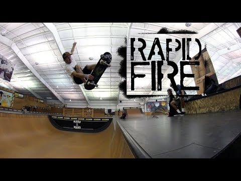 Rapid Fire:  Brad McClain