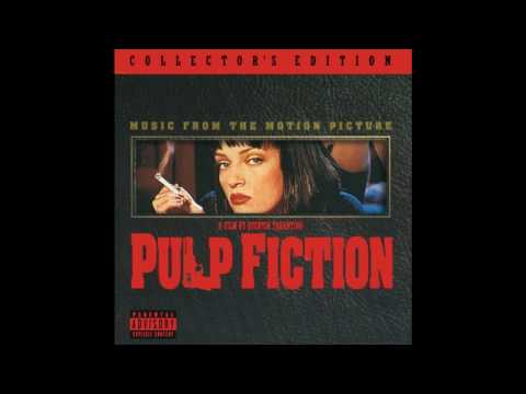 Pulp Fiction Ost - 01 Pumpkin And Hunny Bunny-misirlou video