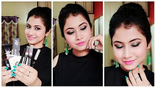 Under 150 NY Bae One Brand Makeup Tutorial  NY Bae Products Full Review.
