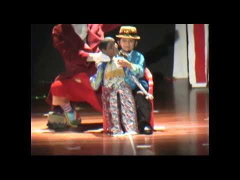 Teatro con niños -El ventrilocuo