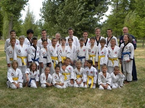 Hapkido Training Camp 2013 Image 1