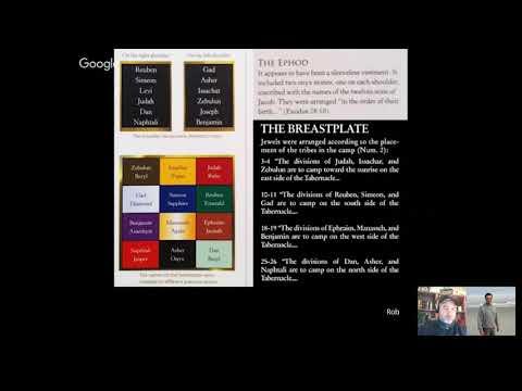 (2017) Virtual House Church - Bible Study - Week 20: Tetzaveh