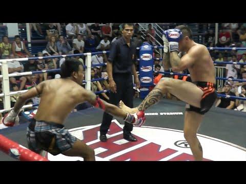 Yokeedam Sumalee VS Luis Regis Sitsongpeenong Phuket: Bangla Boxing Stadium, 17th Oct 2014