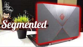 Review HP Omen 15,  (Harga SEDANG) Laptop Gaming Dengan Design Unik dan Sound Nikmat - Lazy Tech