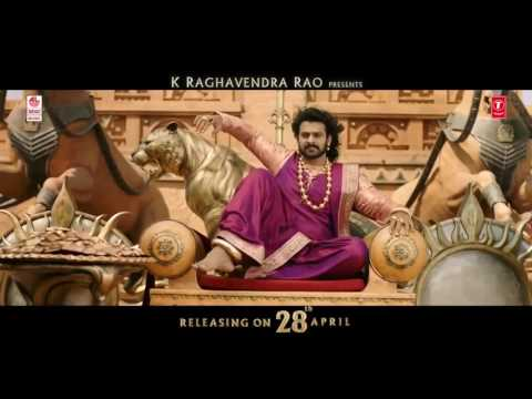 BAHUBALI 2   THE CONCLUSION LEAKED VIDEO thumbnail