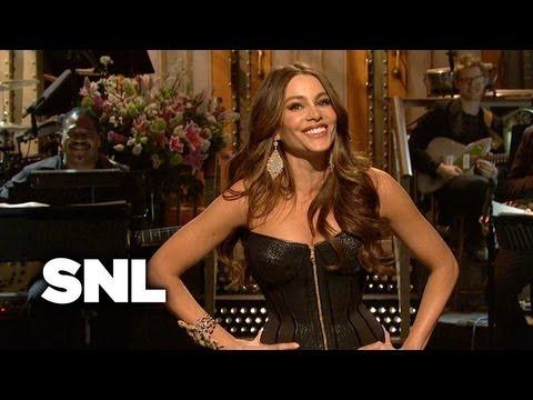 Sofia Vergara Monologue: Colombia to America - Saturday Night Live
